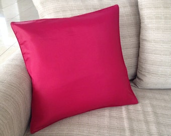 Indoor outdoor  red cover pillow case decorative