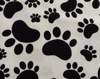 RJR Pound Hounds 0569 cotton fabric 1/2 yd cuts