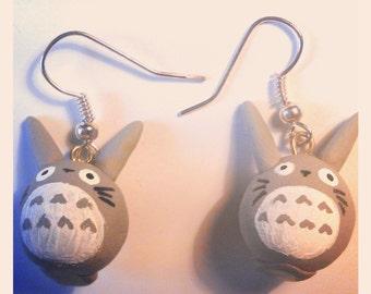 Little Totoro Earrings
