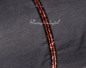 3/8 inch Black Orange Striped Sparkle Headband Bookmark Glitter Elastic Stretch Halloween Interchangeable Notebook Band