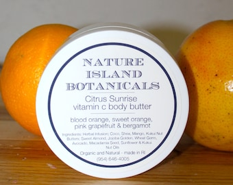 Citrus Sunrise Body Butter  I So Love This Uplifting