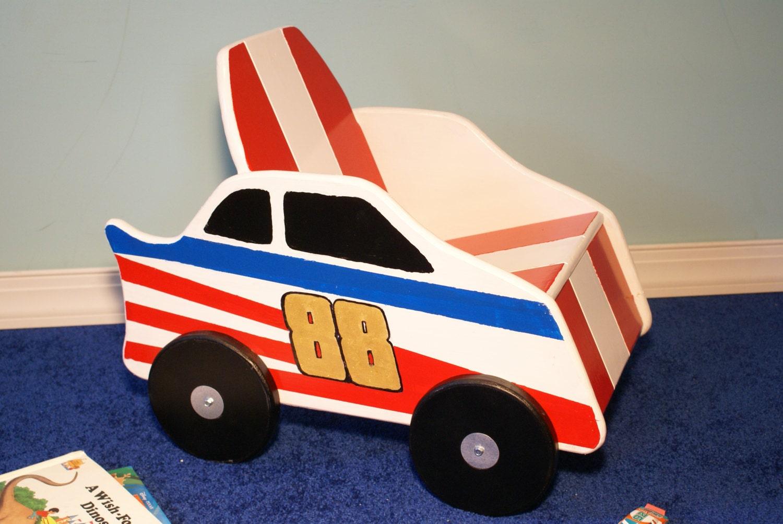 Race Car chair nascar theme chair NASCAR Theme by