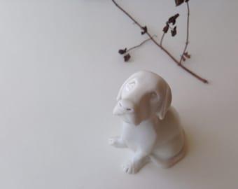 Dog, labrador, porcelain dog, labrador dog, ceramic dog, by CreationM