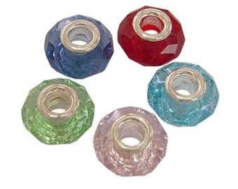 "SALE -  ""Add a Bead"" - European bead MIX - #EURO128"