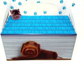 Gourmet Dog Treats - Top Doggie - Gift Tote Vegetarian All Natural - Shorty's Gourmet Treats