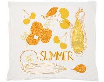 Summer Tea Towel