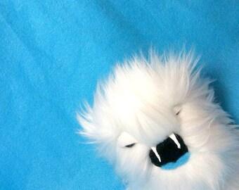 Furry Monster - Weird Plush Stuffed Toy