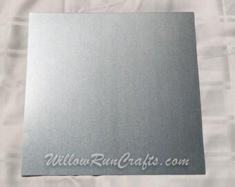 1 Silver, Magnet Board, Magnet Sheet  (21-08-104)