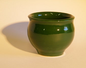 Dark Green Bowl