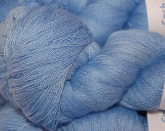 Studio June Yarn Cash Paca Lace - Baby Alpaca/Cashmere/Silk, 1300 yards, Color: Summer Wind