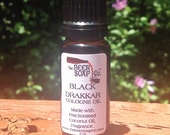 Black Drakkar Cologne Oil by The Beer Soap Company