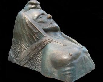 Dream Weaver Fantasy Art Sculpture