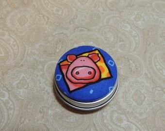 Here Piggy Tooth Fairy, Trinket Box
