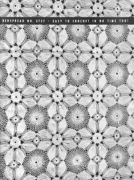 Irish Crochet Lace Motifs Free Patterns : Vintage Crochet Lace Patterns Motifs Water Lily Irish Crochet