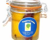 Preserved Lemons - homemade