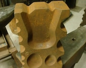 New Cast Iron Blacksmith Swage Block