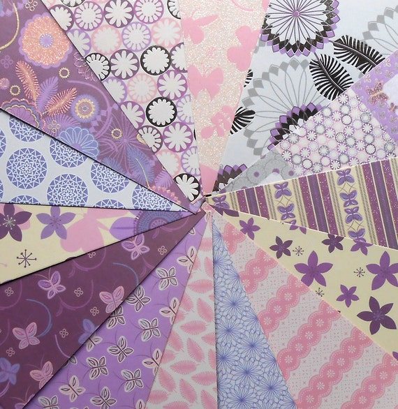 DESTASH: First Edition Papers Dreamcatcher - Pack of 14 Different Scrapbook Papers, 6 inch X 6 inch