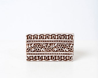 Sale Indian Wood Stamp 291b