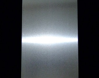 Aluminum Sheet 20ga 6 in. x 12 in. .80mm Thick