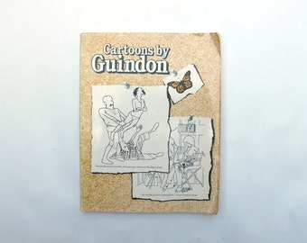 Cartoons by Guindon 1980 Paperback Funny Fathers Day