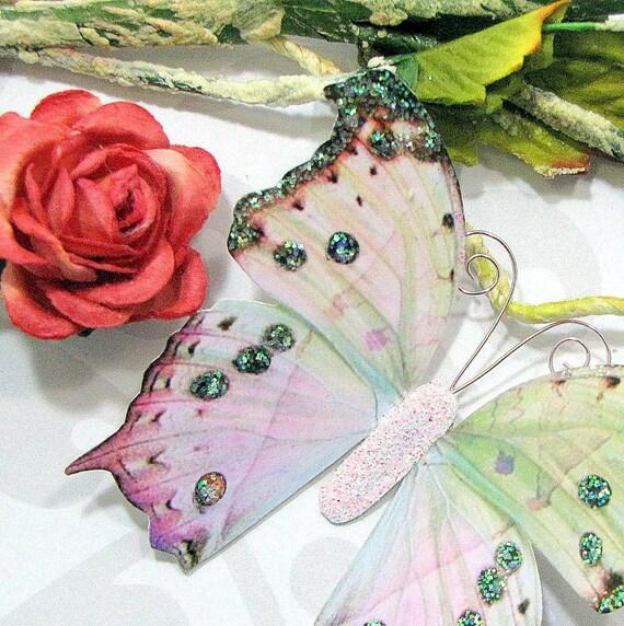 Butterfly Embellishments Hermione