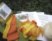 Leafy Seadragon Kit--Plant Dyed