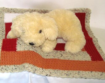 Small Dog Blanket, Doggy Blanket, Small Dog Couch Blanket, Doggy Security Blanket, Doggy Snuggle Blanket, Doggy Winter Blanket