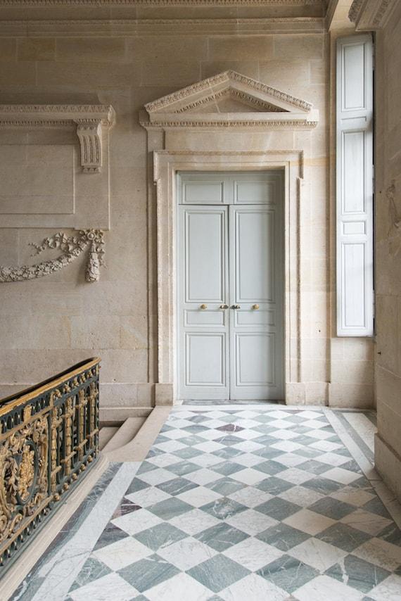 Paris photography versailles door at le petit trianon for Le decor interieur