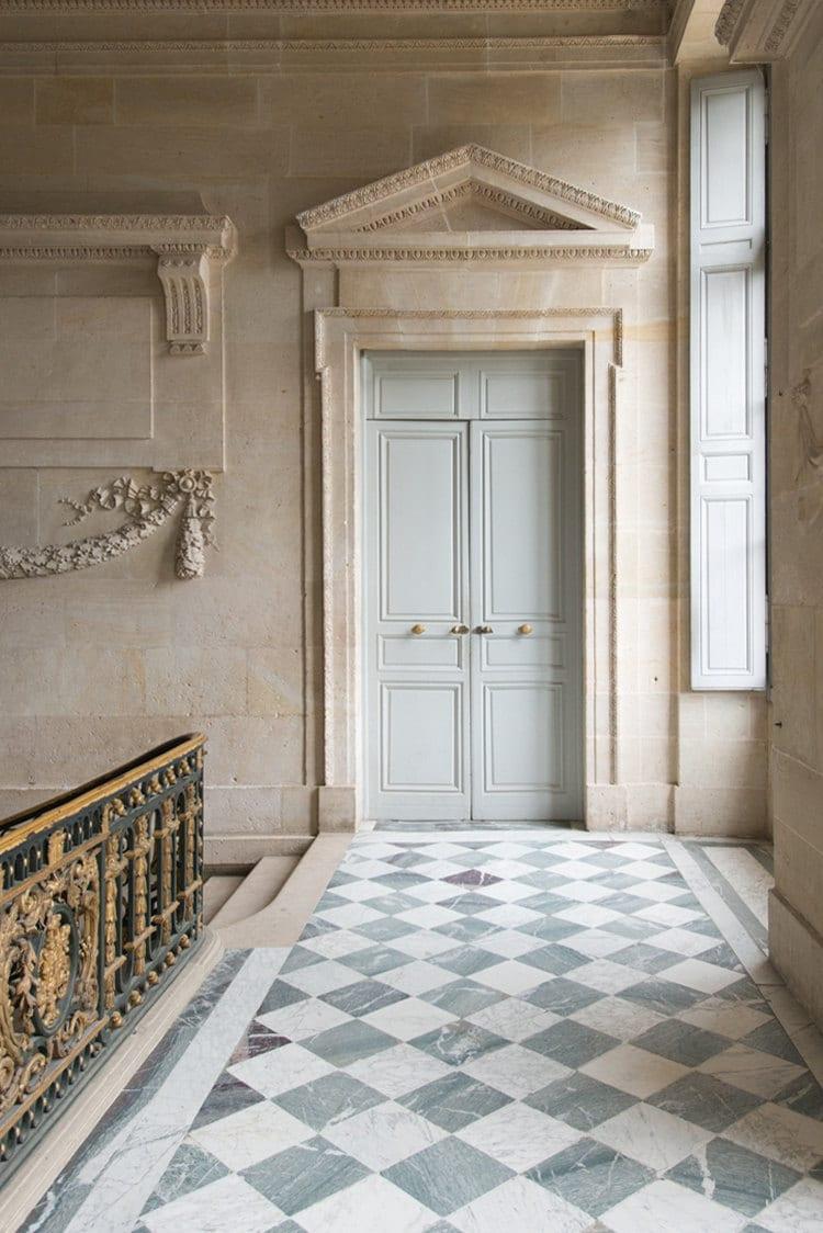 Paris Photography Versailles Door At Le Petit Trianon