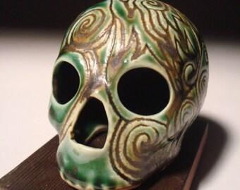 Festive Drawings Skulls