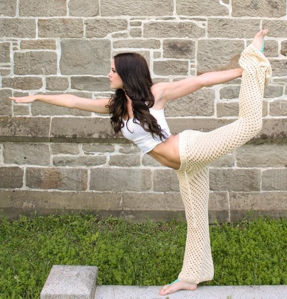 Crochet Pattern Yoga Pants : Items similar to Universal Crochet Yoga Pants. Custom ...