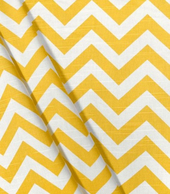 yellow chevron curtain panels yellow zig zag by