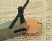 SALE Best Economical Metal Hole Punch - Free Sample Pack of my Stamping Discs Included