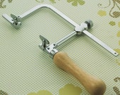 Jewelers Saw - With Blades or Without - 3 inch Cutting Depth