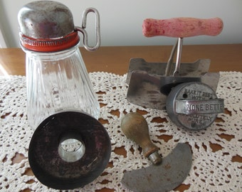 Vintage Kitchen Gadget Collection 1920s Old Kitchen Tools