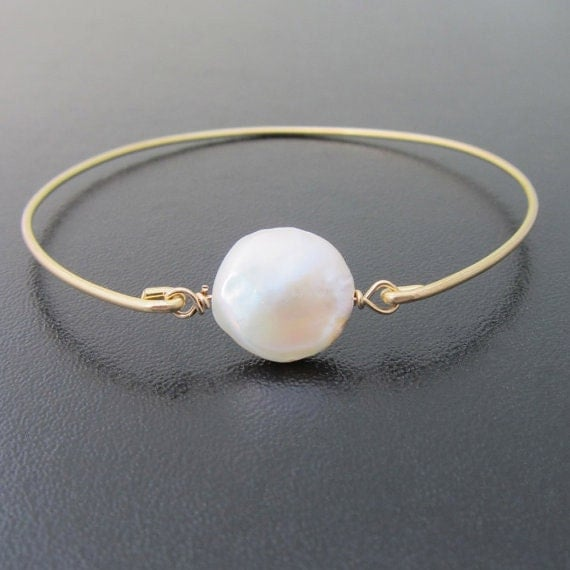 Freshwater Pearl Bracelet, Mother of the Bride Gift, Mother of the Bride Bracelet, Gift for Mother of the Bride Jewelry, Wedding Jewelry