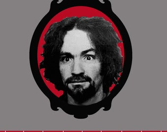Charles Manson Christmas Card for the family