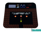 NES Mouse Pad - The Legend of Zelda