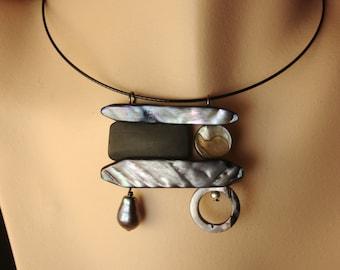 Twilight Smoke Necklace