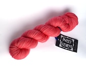 Beloved - Superwash BFL Hand Dyed Sock Yarn - Think Pink