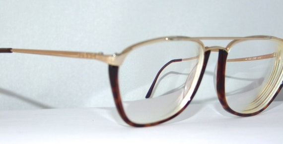 Gucci Eyeglass Frames Mens : Mens GUCCI Vintage Eyeglass Frames 1980s 90s by ifoundgallery