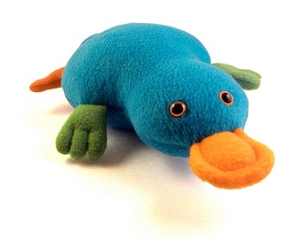 Ruben the Platypus
