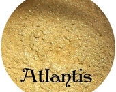 ATLANTIS Golden Yellow Eye Shadow