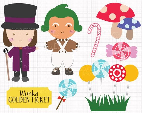 film inspired willy wonka and the chocolate factory digital etsy rh etsy com willy wonka hat clip art willy wonka clip art cartoon