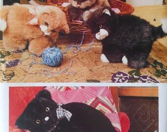 Kitten Doll Sewing Pattern UNCUT Butterick 6275