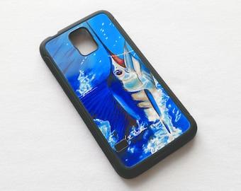 Guatemala Sailfish sportfishin offshore Samsung Galaxy 5 case android smartphone