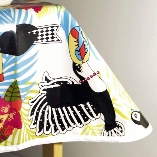 Jungle Fever Collection Lonely Toucan Fabric By Luella Doss