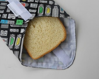 Computer Connection Reusable Sandwich Wrap/Computer Port Reusable Sandwich Wrap