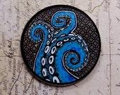 Octopus Tentacles (art magnet)