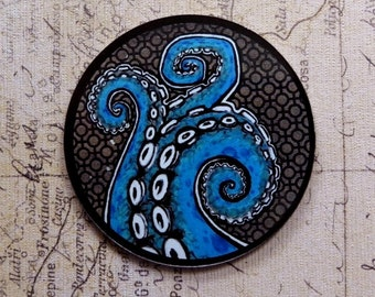 Octopus Tentacles (art magnet)